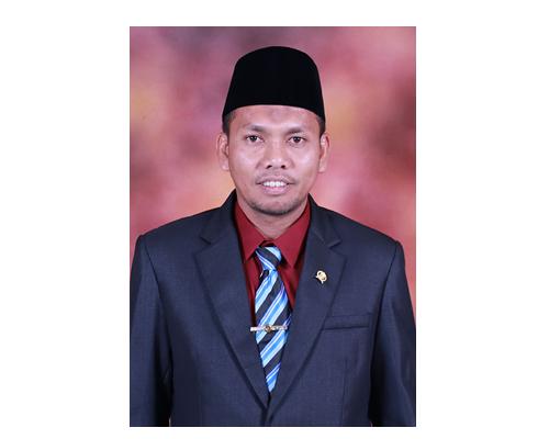 Kaharuddin Umar (Ketua DPRD KSB)