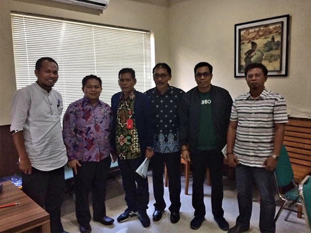 Komisi II DPRD Temui Dinas Pariwisata NTB untuk perkuat MoU KSB - KLU